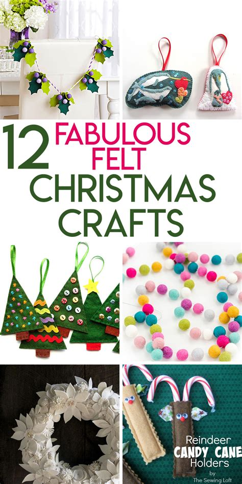 Fabulous Things In Felt by 12 Fabulous Felt Crafts Random Acts Of Crafts