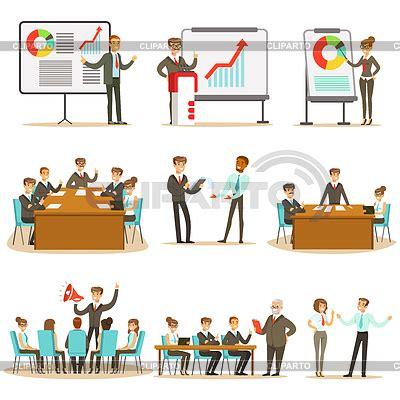 imagenes animadas empresariales empresarial fotos stock y clipart vectorial eps