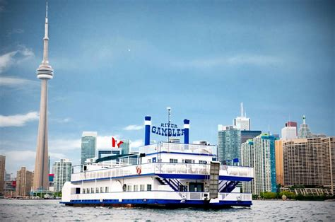 party boat gambler river gambler toronto cruise events reviews