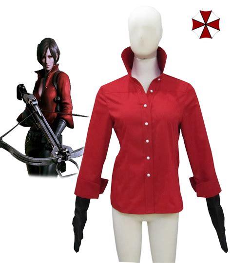 resident evil costume resident evil 6 ada wong shirt costume