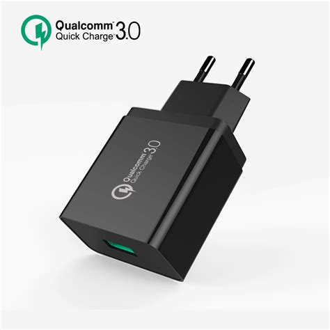 apple quick charge quick charge 3 0 usb fast wall charger eu plug qualcomm