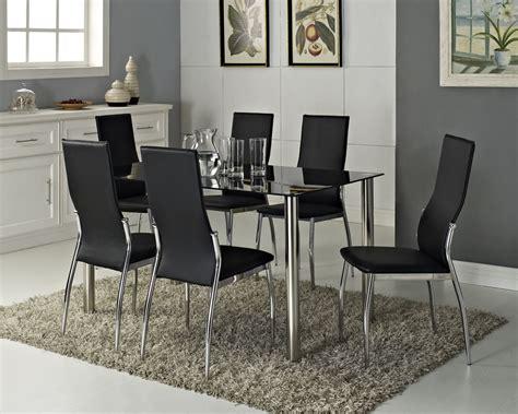 black glass dining room sets black glass dining room sets modern glass dining room