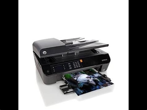 reset hp officejet h470 how use the fax on hp officejet 4620 doovi