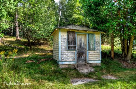 Water Well House Plans Abandoned Shed In The Muskoka Forest Muskoka Blog