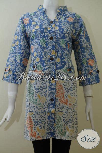 Batik Ukuran Jumbo Modis tempat beli busana batik ukuran jumbo di baju blus
