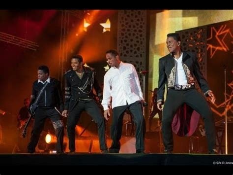 Can You Feel It the jacksons can you feel it live festival mawazine