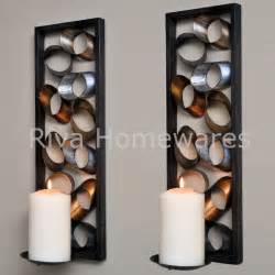 wall wall sconces candle holder riva homewaresriva