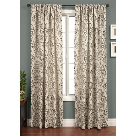 Tuscan Style Curtains Softline Concord Window Curtain Panel Curtains At Hayneedle