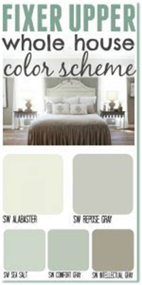 1000 images about paint whole house color palette on