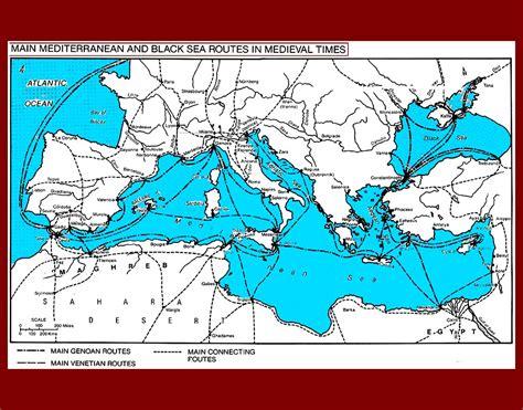 venetian trade venetian trade routes