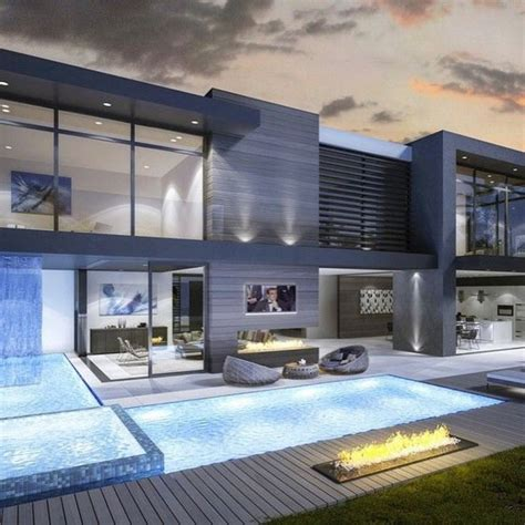 54 stunning homes mega mansions from social media