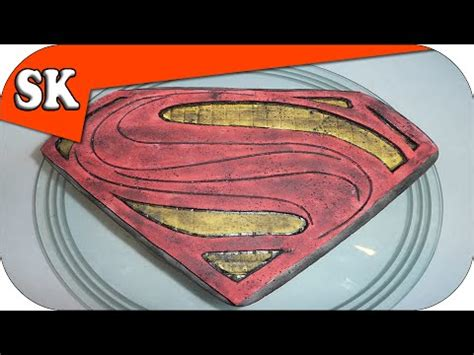 superman cake template of steel superman cake recipe