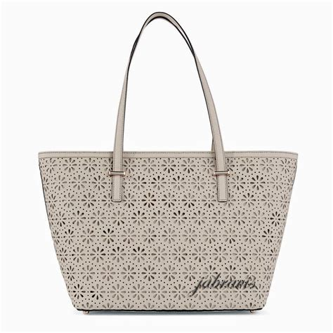 Would You Wear This Fiore Peace Out Shoulder Handbag by Kate Spade Crema De Vie Cedar Perforated