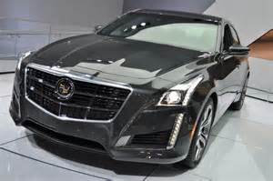 The Cadillac New Cadillac Cts Coupe Back In The Spotlight