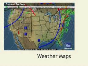 weather maps weather maps and their symbols