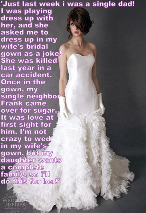 sissy wedding stories 17 best images about tg captions brides on pinterest