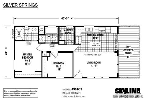 skyline homes floor plans skyline homes in ocala fl manufactured home manufacturer