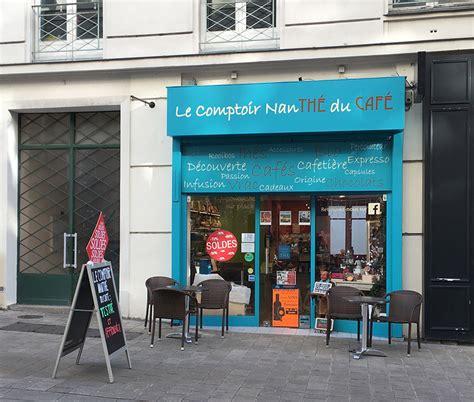 Comptoir Du Thé by Le Comptoir Nanth 233 Du Caf 233 Boutique Et Salon De Th 233