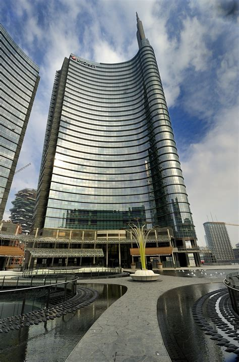 unicredito di roma unicredit tower unicredit foto marco puoti
