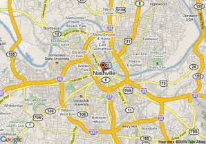 Google Maps Tennessee by Pics Photos Nashville Tn Maps Google