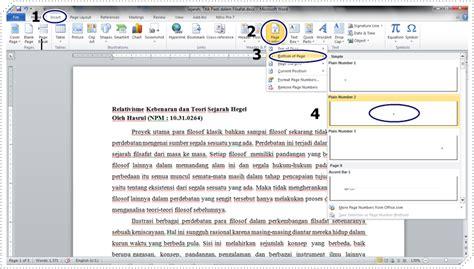 cara membuat halaman skripsi pada microsoft word teknik penomoran skripsi pada ms word sq blog