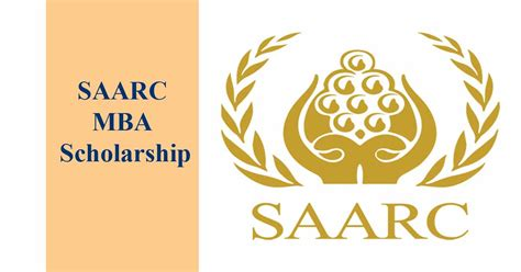 Scholarship For Mba In Germany by Saarc Mba Scholarship Scholarshipin