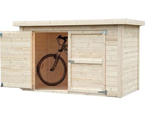 fahrradgarage wandschrank velo mit fu 223 boden 206x102 cm - Wandschrank Velo