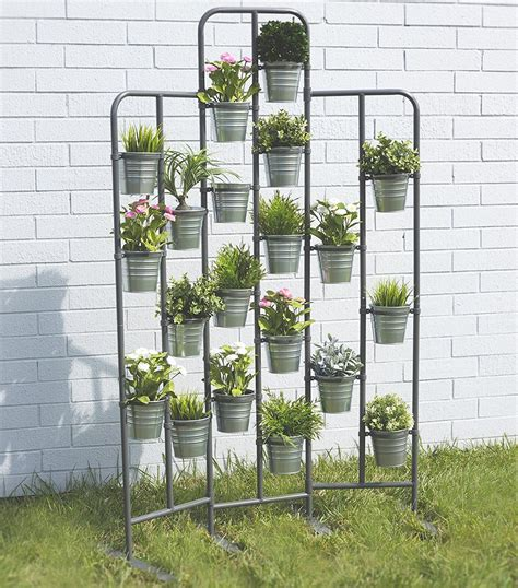 metal plant planter stand 20 tiers
