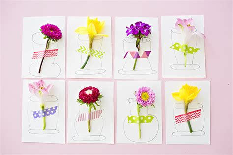 Handmade 3d Flowers - hello wonderful pretty 3d flower handmade cards