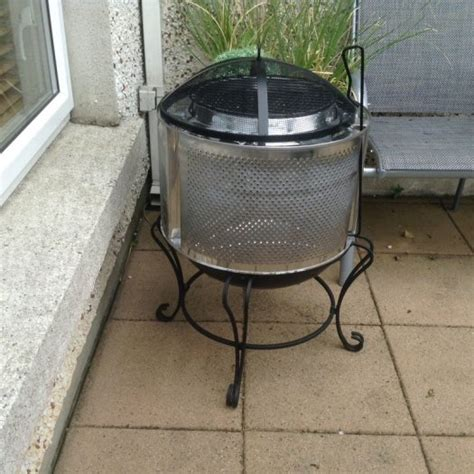 Washing Machine Fire Pit For Sale In Swords Dublin From Washer Pit
