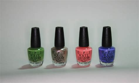 Opi Mini New Orleans Collection competition win 1 of 2 opi new orleans jambalayettes mini