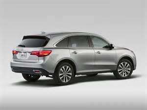 Mpg Acura Mdx New 2016 Acura Mdx Price Photos Reviews Safety