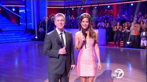 dancing with the stars brooke burke charvet to be replaced by erin brooke burke charvet pictures dancing with the stars