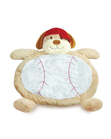 Bestever Baby Mat by Bestever Baby Mats By Meyer Baseball Puppy Mat