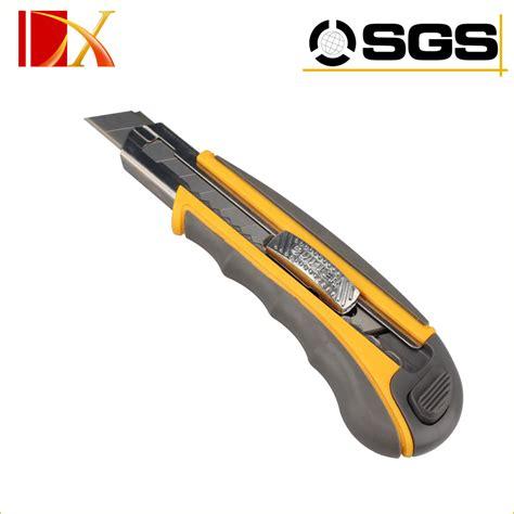 knife blade steel suppliers 18mm steel blade cutter knife plastic utility knife buy