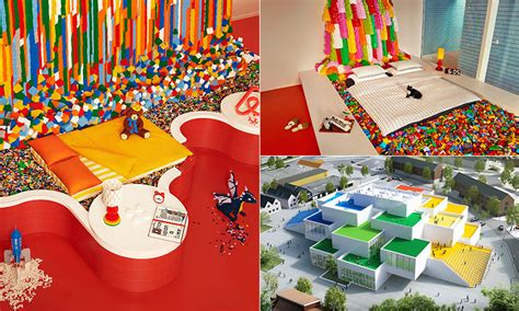 Lego House Find Out How You Could Spend The Night Here