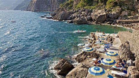 costa praiano cala della gavitella una de las mejores playas de la