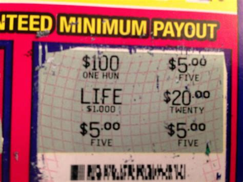 Winning Instant Lottery Tickets - tag archive for quot instant games quot been going