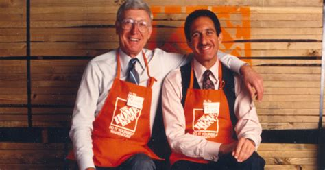 orange all the way home depot founder former ceo