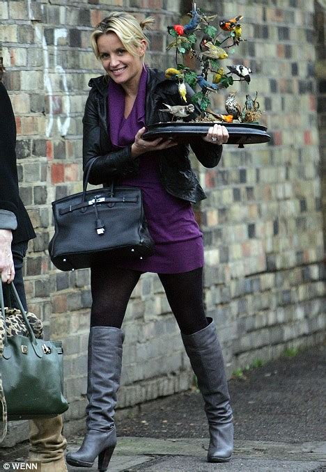 Kate Moss Arrives Home To Continue 34 Hour Marathon Birthday by Birthday Kate Moss Gets The Started A Day Early