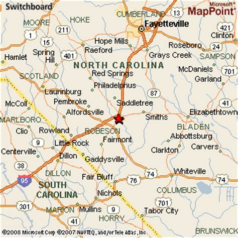 map of lumberton lumberton nc pictures posters news and on your