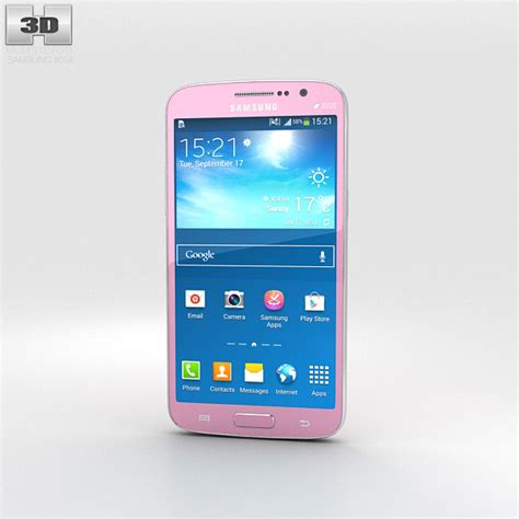 themes galaxy grand 2 samsung galaxy grand 2 pink 3d model hum3d