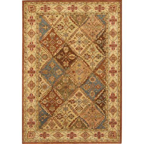 5 ft area rugs safavieh heritage beige 5 ft x 8 ft area rug hg316a 5 the home depot
