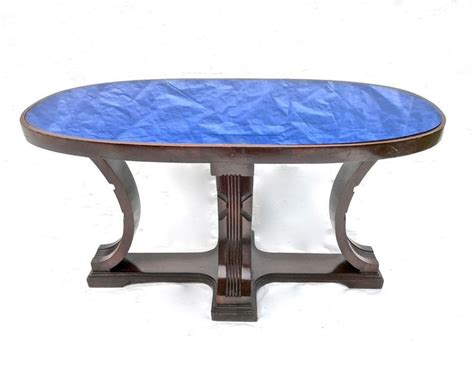 deco blue glass coffee table best 25 deco coffee table ideas on green