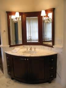 Small Bathroom Corner Vanity by Corner Vanity Corner Bathroom Vanity Corner Bathroom