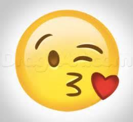 hoe emoji how to draw the emoji step by step symbols pop