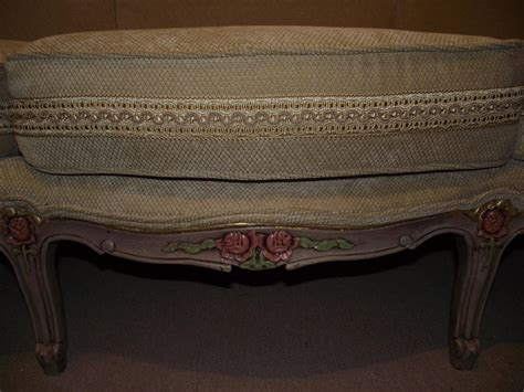 gold chenille sofa napoleon iii french style sofa in beige chenille frame