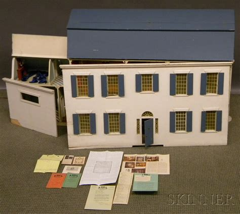 doll house mansion tynietoy doll house mansion with ell sale number 2616m