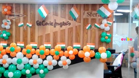 decoration images 6 independence day balloon decoration ideas for office