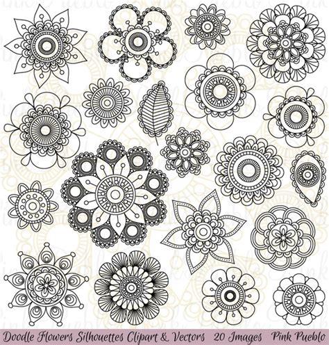 doodle flower images flower doodles www pixshark images